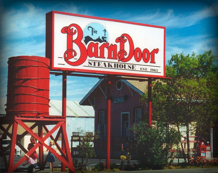 Barn Door Steakhouse - Odessa, TX