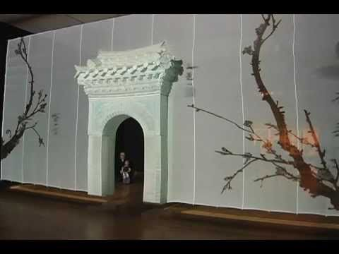 Explore the Art of Luminous: Gate by Do Ho Suh