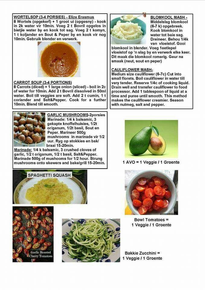 1 veggie recipes