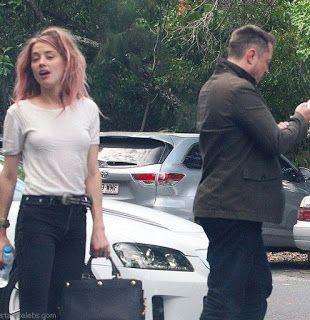 海外セレブスナップ   Celebrity Style: 【アンバー・ハード】リッチすぎる大富豪の新恋人とオーストラリアでアクティブデート!