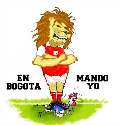 independiente santa fe lion - Penelusuran Google