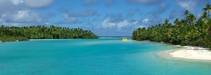 Cook Islands -- romantic beach getaways