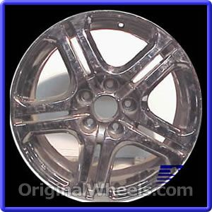 OEM 2008 Acura TL Rims - Used Factory Wheels from OriginalWheels.com #Acura #AcuraTL #TL #2008AcuraTL #08AcuraTL #2008 #2008Acura #2008TL #AcuraRims #TLRims #OEM #Rims #Wheels #AcuraWheels #AcuraRims #TLRims #TLWheels #steelwheels #alloywheels