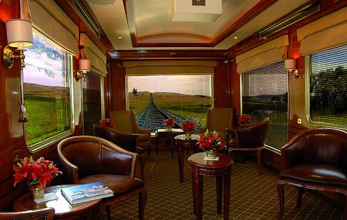 The Blue Train, South Africa  Six of the Best Overland Travel Experiences