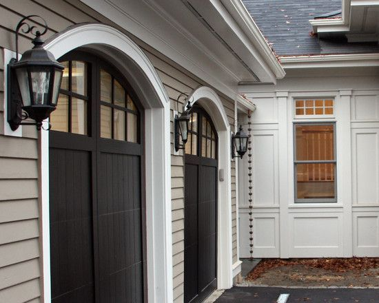 Best 25+ Black garage doors ideas on Pinterest | Paint ...