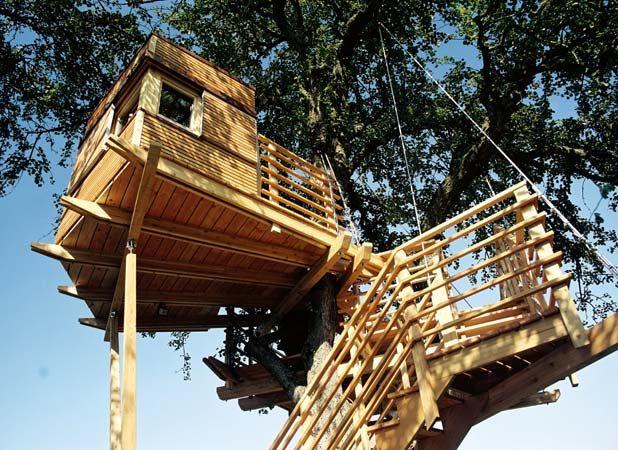 Die 25+ Besten Ideen Zu Baumhaushotel Deutschland Auf Pinterest ... Das Magische Baumhaus Von Baumraum