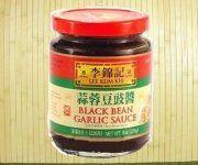 Ingredientes y Condimentos Chinos: Salsa de frijol negro
