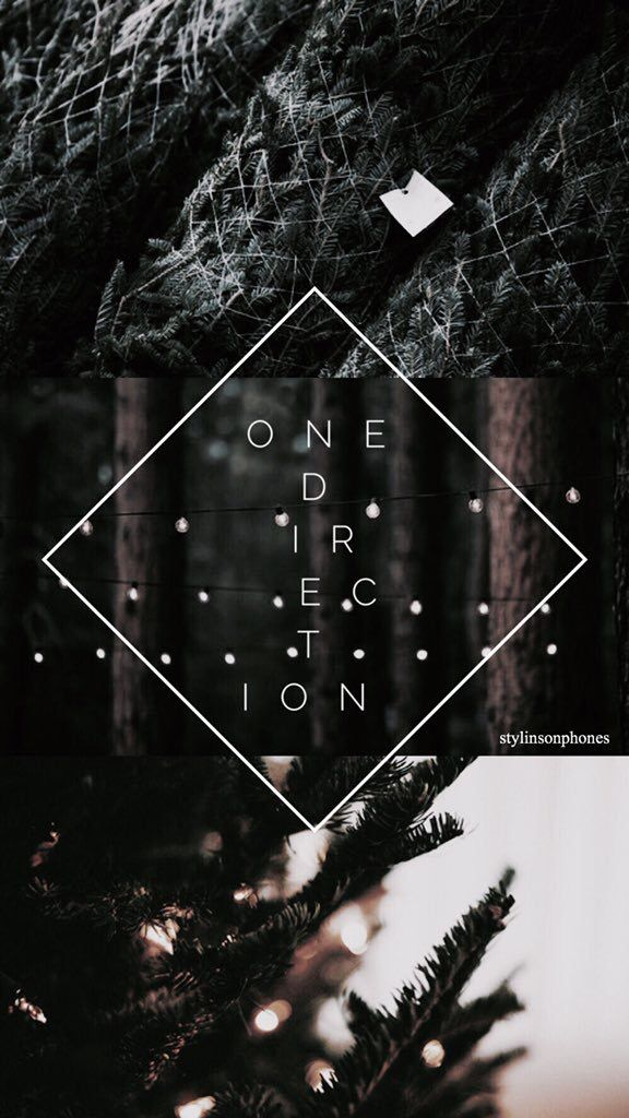 One Direction Winter Lockscreen | ctto: @stylinsonphones
