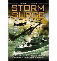 Destroyermen: Storm Surge : Destroyermen 8 by Taylor Anderson (2013, Hardcover)
