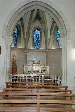 Incorruptible Saints Bernadette   Nevers - Incorrupt body of St Bernadette by Erick ), via Flickr
