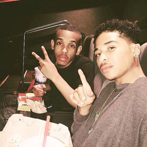 Roc Royal/Chresanto August (no longer in Mindless Behavior) & Prodigy/Craig Crippin (Mindless Behavior) 2015
