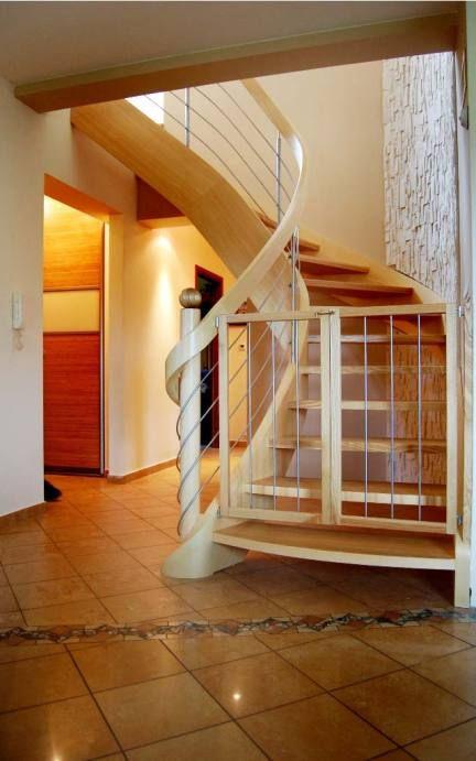 nowoczesne schody drewniane marki Prudlik - więcej modeli w galerii producenta - http://www.schodyprudlik.com.pl/galeria/