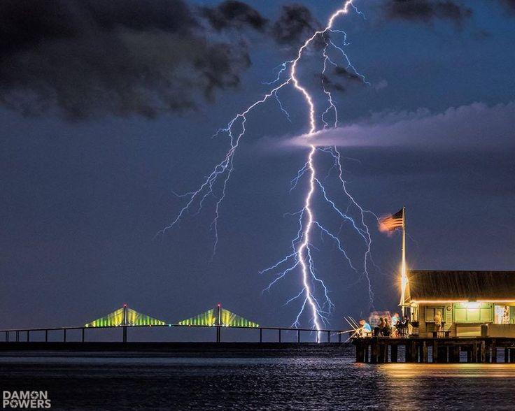Climate Strike Wikipedia: 25+ Best Ideas About Sunshine Skyway Bridge On Pinterest