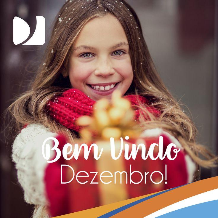 Seja bem vindo, Dezembro! #DistribuirSorrisos #DentalMedSul #Odontologia #ProdutosOdontológicos #Dental #Dentistas