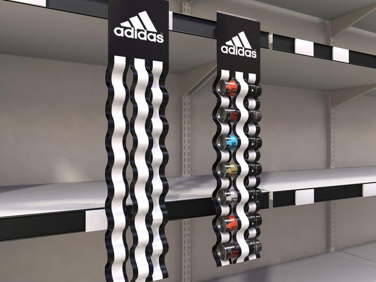 Adidas on Behance