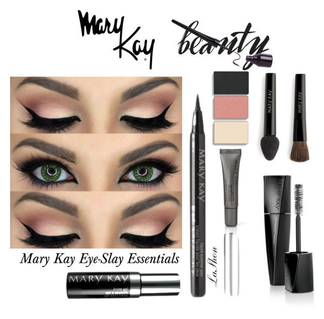 Mary Kay Eye-Slay Essentials. https://www.marykay.com/LaShon