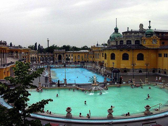 Szechenyi Bath Prices