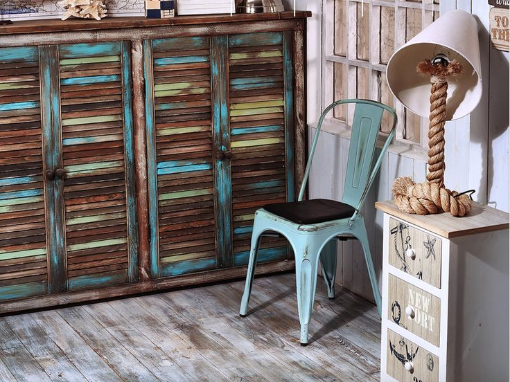 227 best industrial chic shabby chic lifestyle m bel. Black Bedroom Furniture Sets. Home Design Ideas