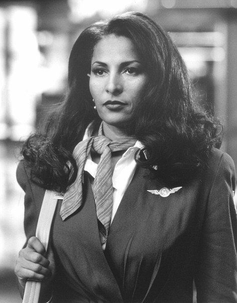Still of Pam Grier in Jackie Brown.