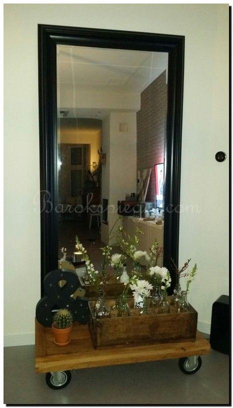17 beste idee n over woonkamer spiegels op pinterest for Design spiegels woonkamer