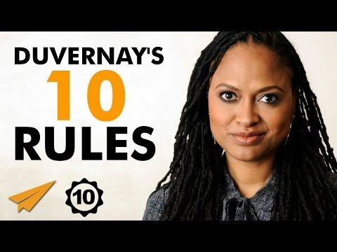 Ava DuVernay's Top 10 Rules For Success (@AVAETC) - YouTube