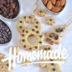 Biscotti di Natale senza burro: la ricetta semplicissima da fare con i bambini