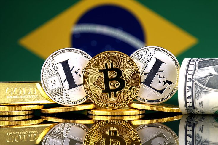 Brazil Has Gone Crypto Crazy, Investor Numbers Surge   NewsBTC    Brazil,  at country that boasts the largest economy in Sou…   Cryptocurrency,  Bitcoin, Blockchain