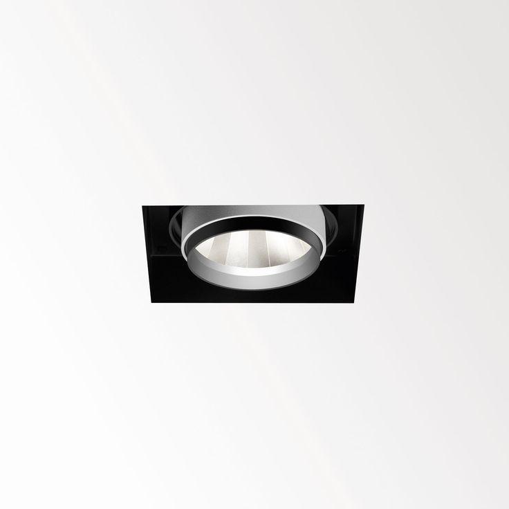 delta light grid in trimless 1 hp delta light. Black Bedroom Furniture Sets. Home Design Ideas