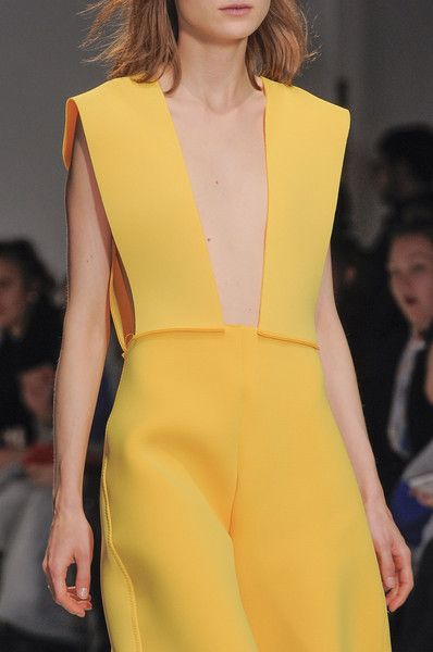 Jacquemus at Paris Fashion Week Fall 2014 - Livingly