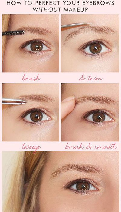 Eyebrow Makeup: Eyebrow Hacks, Tips Tricks, How To Guide To Perfect