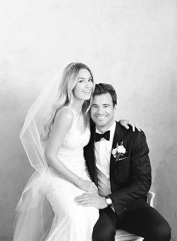 Lauren Conrad's Wedding Day