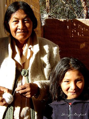 Carmen y Celia, San Pedro de Atacama
