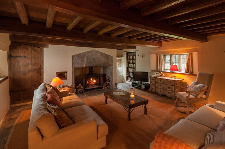 Millbrook cottage in the Brecon Beacons built in the 15th century. A fabulous property with many of its original features, an aga kitchen, log burning stove and 3 luxurious double bedrooms...