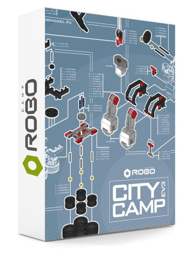 CityCAMP Mindstorms EV3 lesson plan