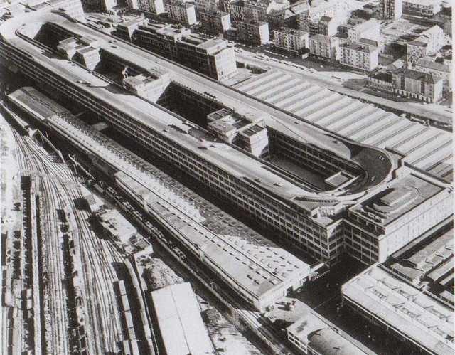 Fiat - Lingotto factory