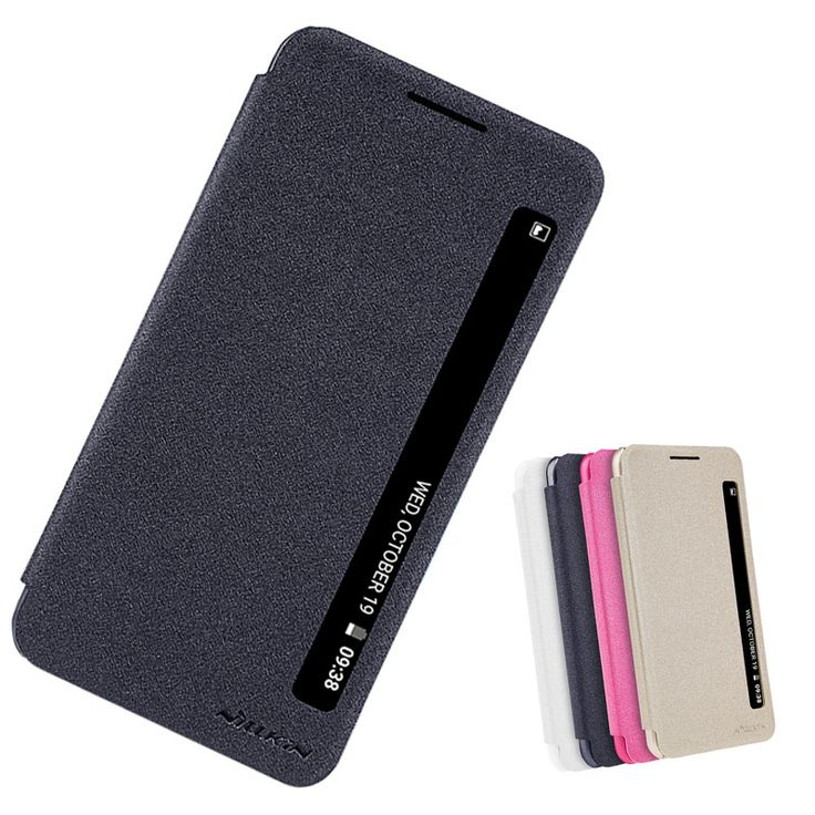 Nillkin For LG X Power K220Y Case Hight Quality Flip Leather Cover For LG X Power K220Y Book Style Phone Cover