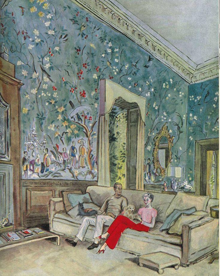 Cecil Beaton's Scrapbook:
