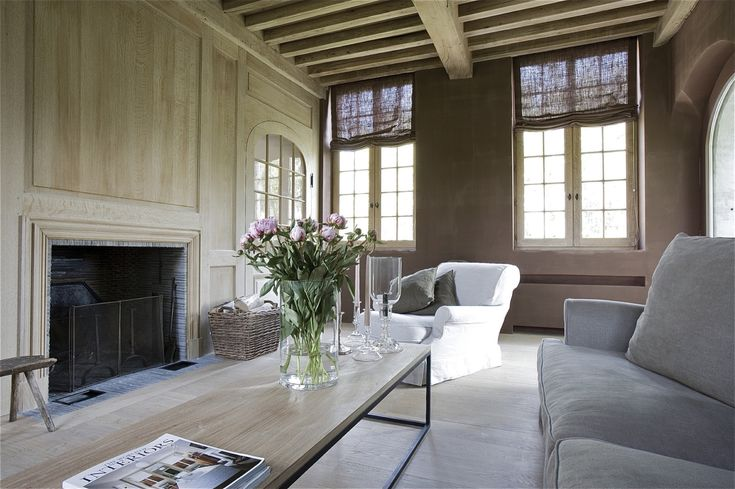Timeless architecture and eclectic interiors. Puurs