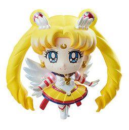 Bishoujo Senshi Sailor Moon Sailor Stars - Eternal Sailor Moon - Petit Chara! Series - Petit Chara! Bishoujo Senshi Sailor Moon Sailor Stars Hen (MegaHouse)