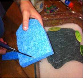 How to Make a Plant Cell Model | Cade's Projects