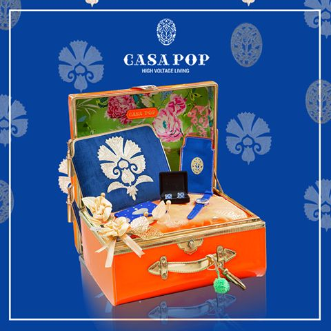 #Casapop #Home #Fashion #Accessories #Collection From a bride's trousseau to a collector of memories in perfect style, We bring to you a cool range of home & fashion accessories. Available now at Santushti Shopping Complex and Ambience Mall, Vasant Kunj in New Delhi