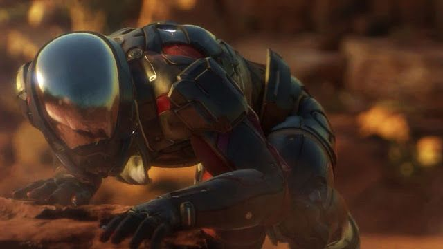 Game Engine: MASS EFFECT ANDROMEDA RELEASE DATE REVEALED FINALL...
