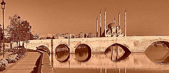 Adana Turkey,  The Cilician Plain, or Çukurova, north of Adana, is a marvekmsly fertile agricultural region.