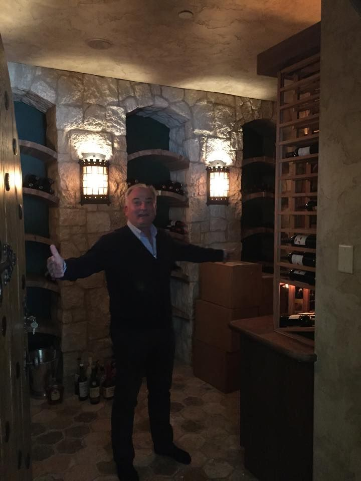 Pierluigi in Wine Class tour in Colorado