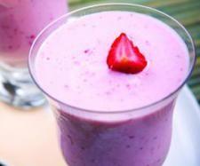 Shake truskawkowy | Przepisownia