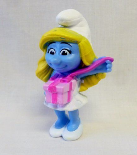 McDonalds 2013 Smurfs Smurfette's Birthday Figure #13 by McDonalds McDonald's http://www.amazon.co.uk/dp/B00ZDNWLSS/ref=cm_sw_r_pi_dp_EvWcwb0KVGVT4