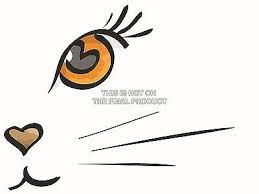 Image result for cat face drawings