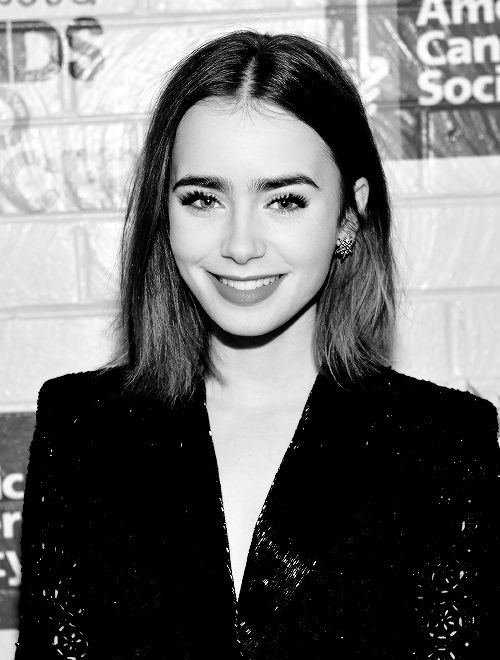 Lily Collins attended Hollywood Stands Up To Cancer Event won Tuesday, January 28, 2014 in Culver City, California.