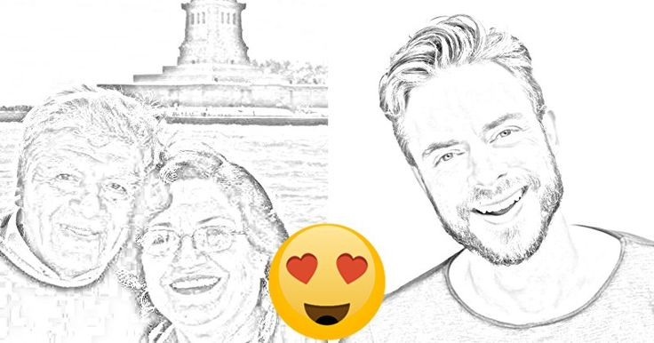 ¿Qué aspecto tiene un boceto de tu pareja ideal?
