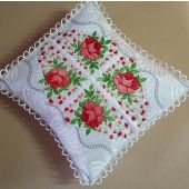 I found this Embroidery Design for only: $9.50 on aStitchaHalf.com! Sleep on Roses Pillow Quilt Combo enables you to embroidery a variety of matching projects with the same theme. These elegant designs are truly timeless, as it can be used to decorate from a wedding pillow, aprons or simply a continuous border of your favorite tablecloth. A beautiful addition to your embroidery collection.You receive:12 designsHoop sizes:4*4 Hoop x 45*7 Hoop x 36*6 Hoop x 110*10 Hoop x 19*11 Hoop x 112*12…